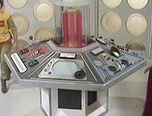 Early 80s TARDIS