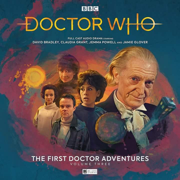 First Doctor Volume 3