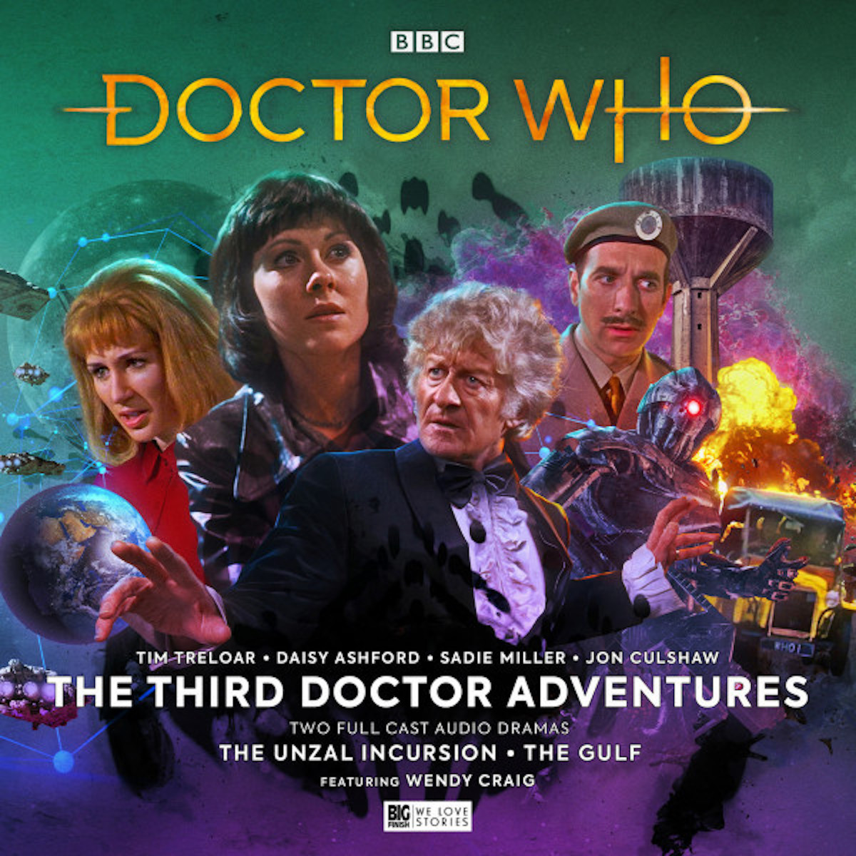 The Third Doctor Adventures Volume 7
