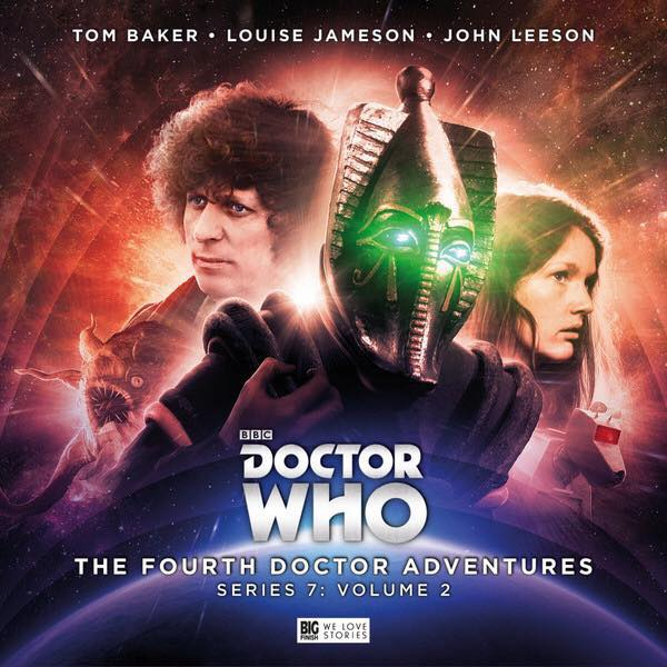 Fourth Doctor Adventures Series 7 B
