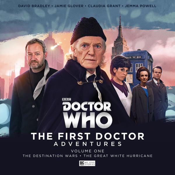 The First Doctor Adventures – Volume 1