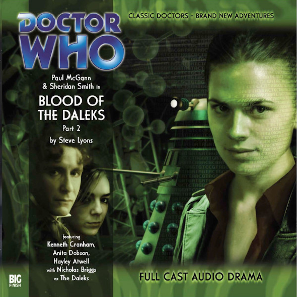 Blood Of The Daleks