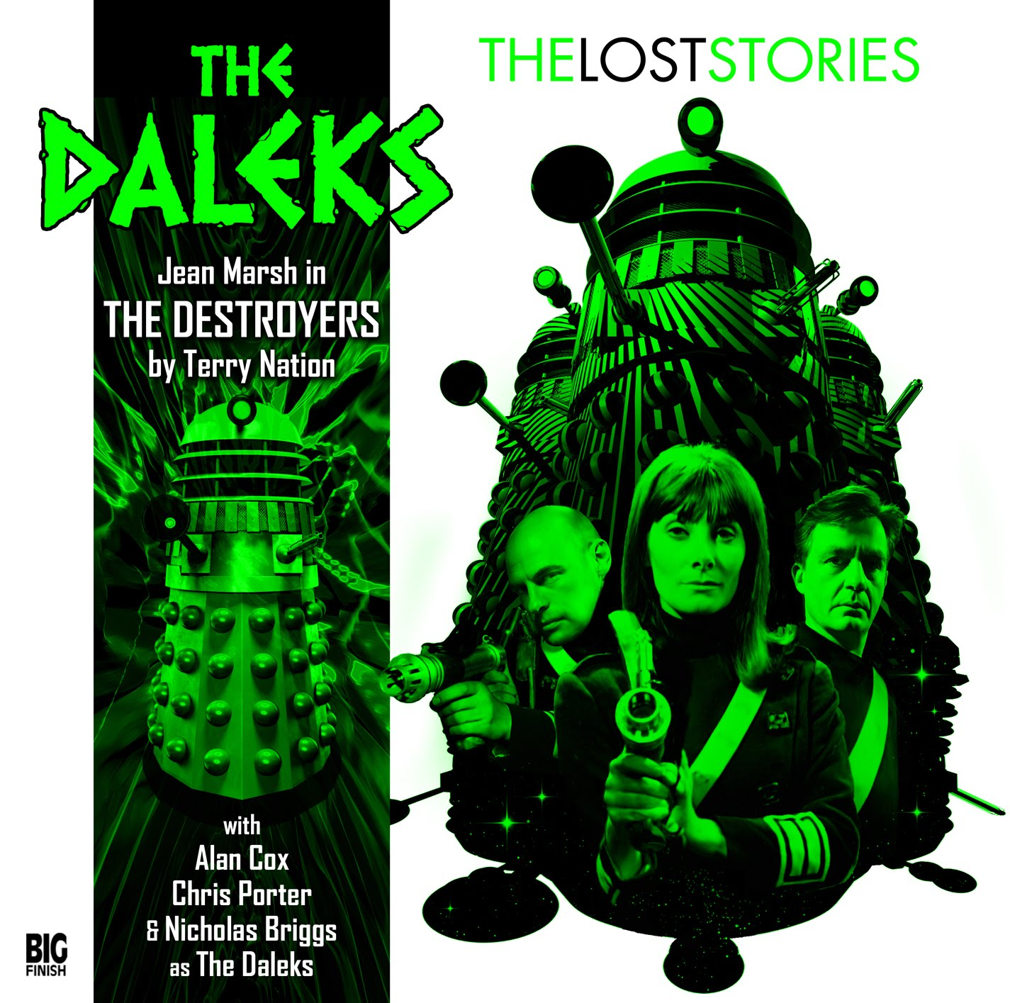The Daleks: The Destroyers