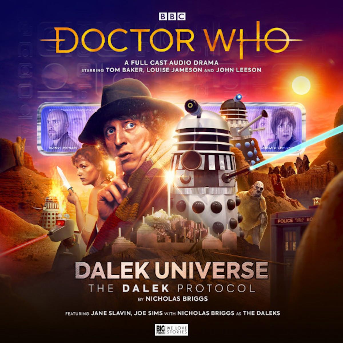 Dalek Universe - The Dalek Protocol