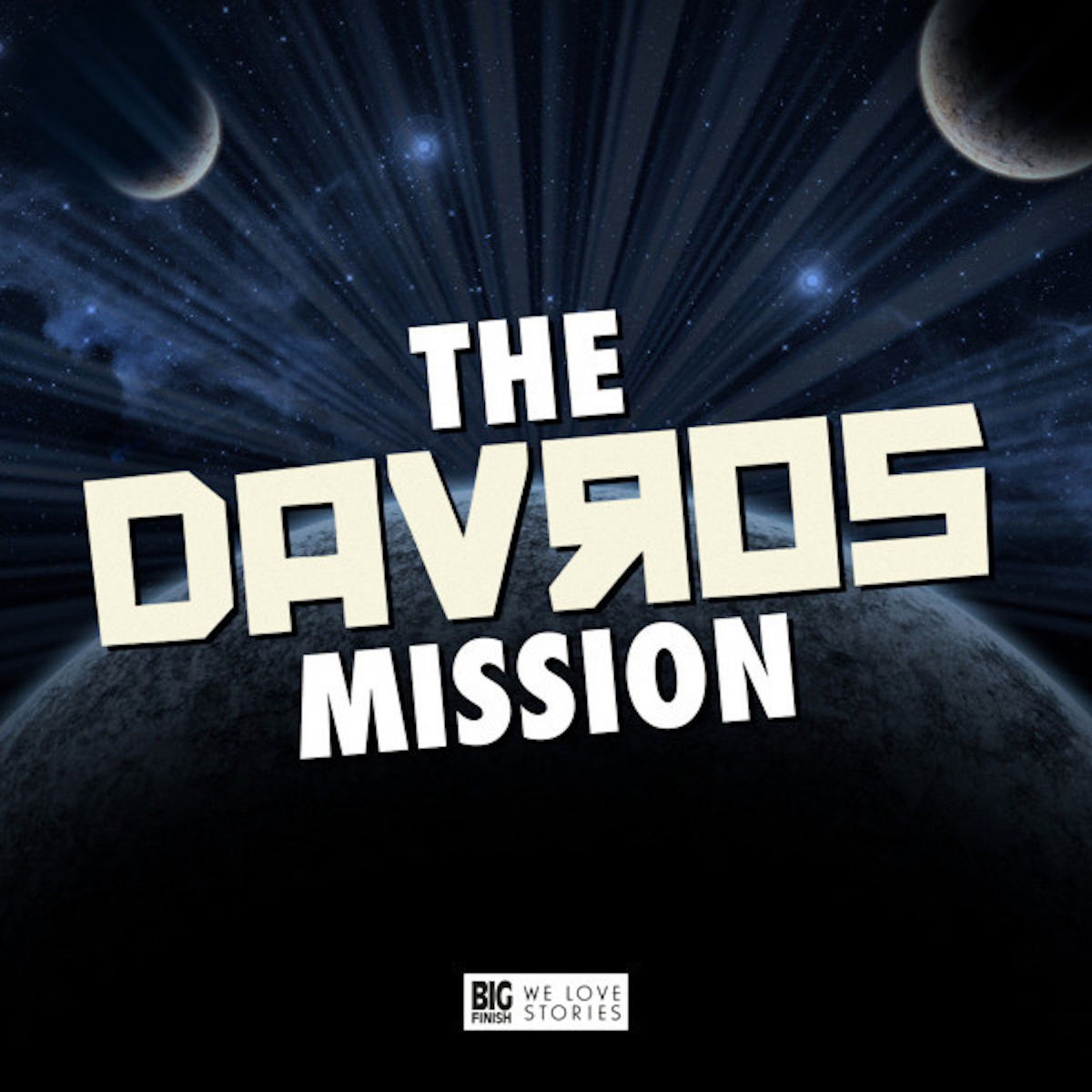 I Davros, The Davros Mission