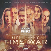 Gallifrey Time War Volume 1