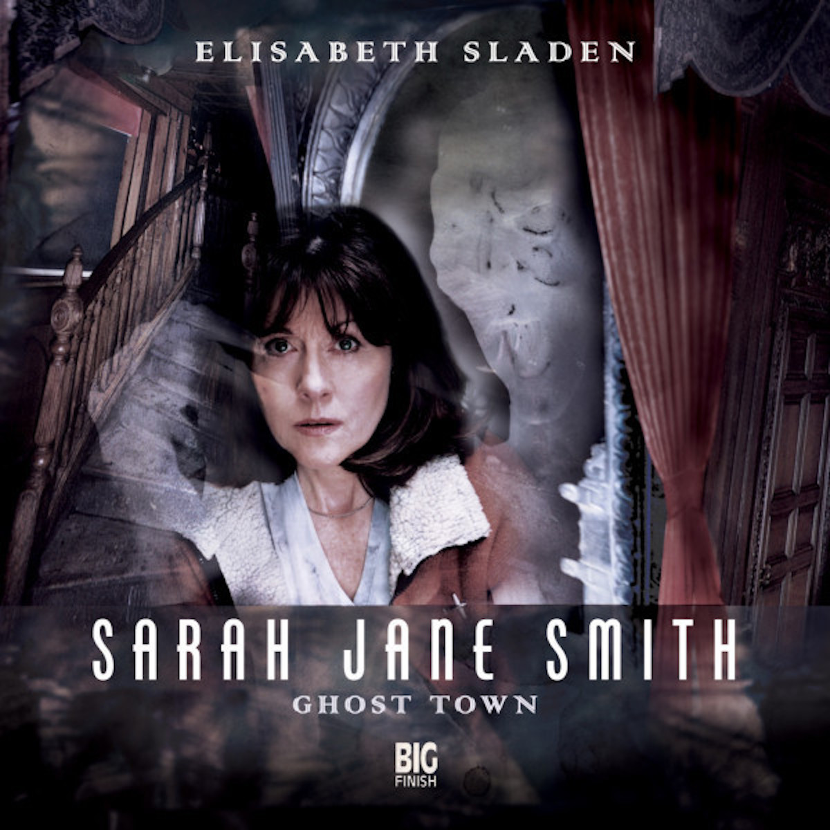 Sarah Jane Ghost Town