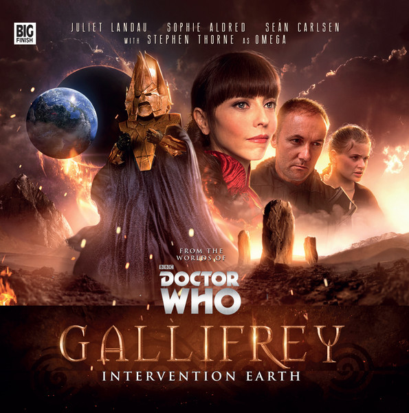 Gallifrey Intervention Earth