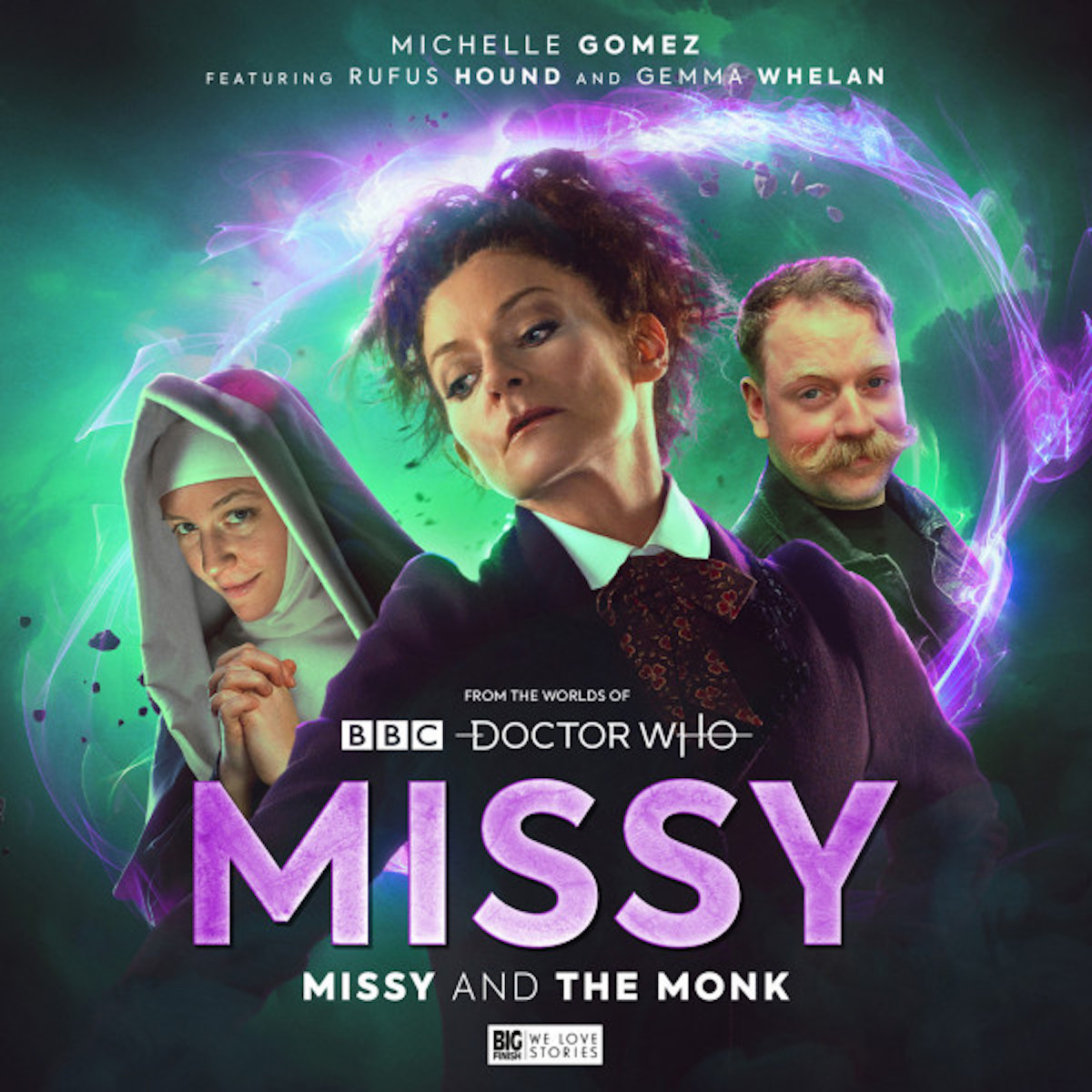 Missy and The Monk