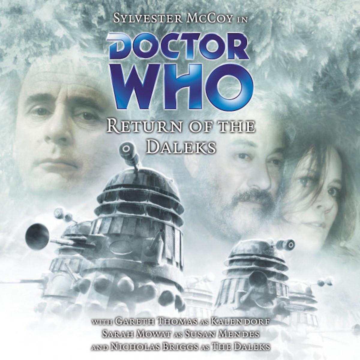 Return of the Daleks.