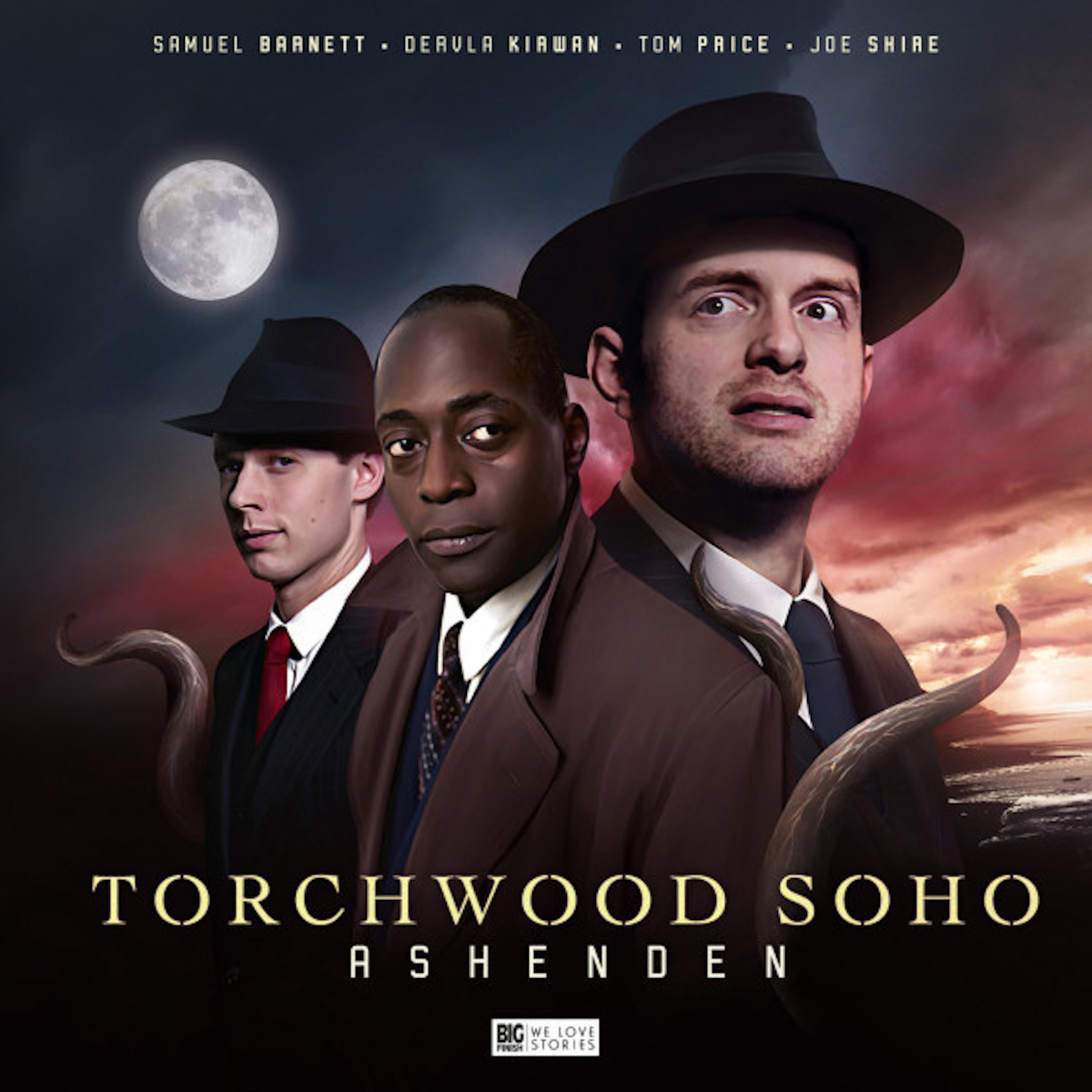 Torchwood Soho - Ashenden