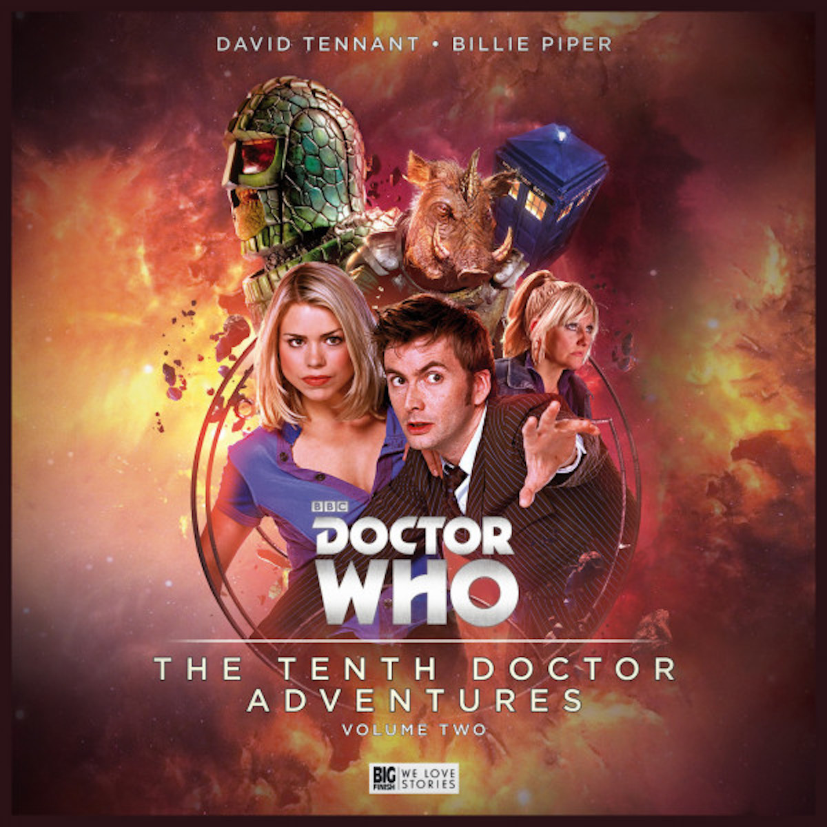 The Tenth Doctor Adventures Volume Two