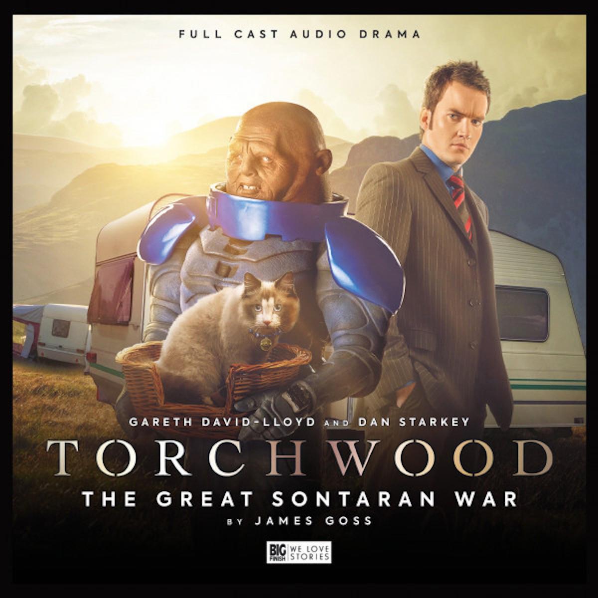 Torchwood: The Great Sontaran War