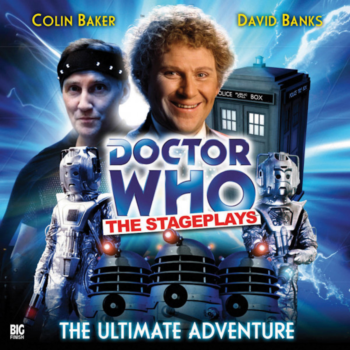 Doctor Who The Ultimate Adventure