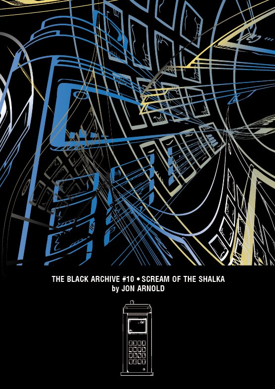 The Black Archive #10: Scream of the Shalka
