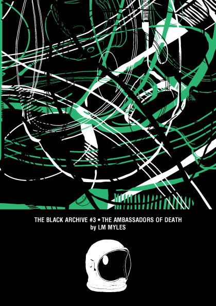 The Black Archive #3: Ambassadors of Death