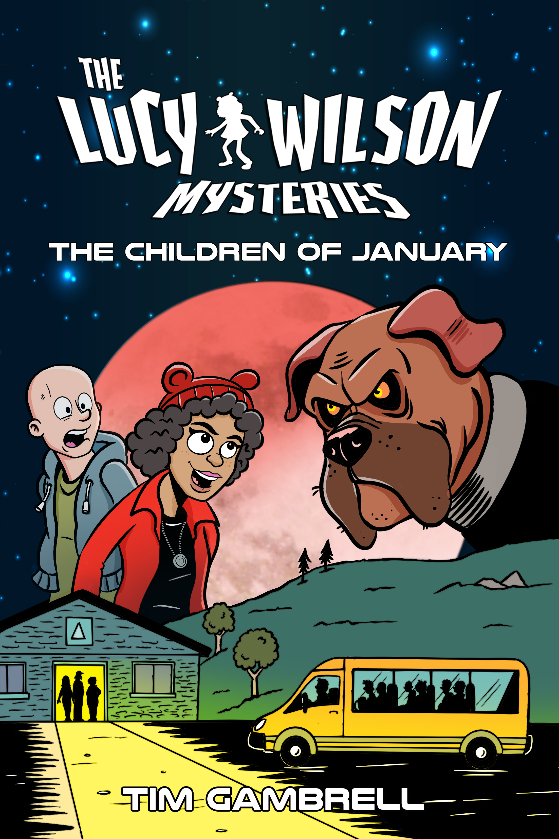 The Lucy Wilson Mysteries: Children of January