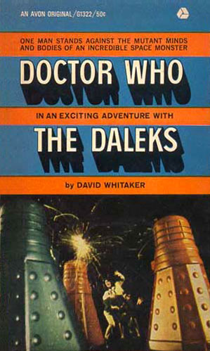 Doctor Who In An Exciting Adventure With The Daleks