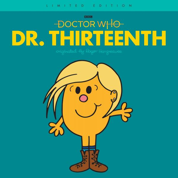 Doctor Thirteenth Limited Cover