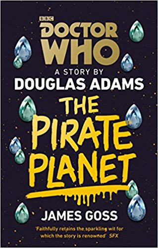 The Pirate Planet Paperback