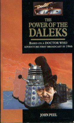 The Power of the Daleks