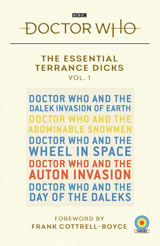 The Essential Terrance Dicks Vol. 1