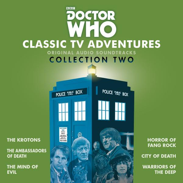 Classic TV Adventures: Collection Two