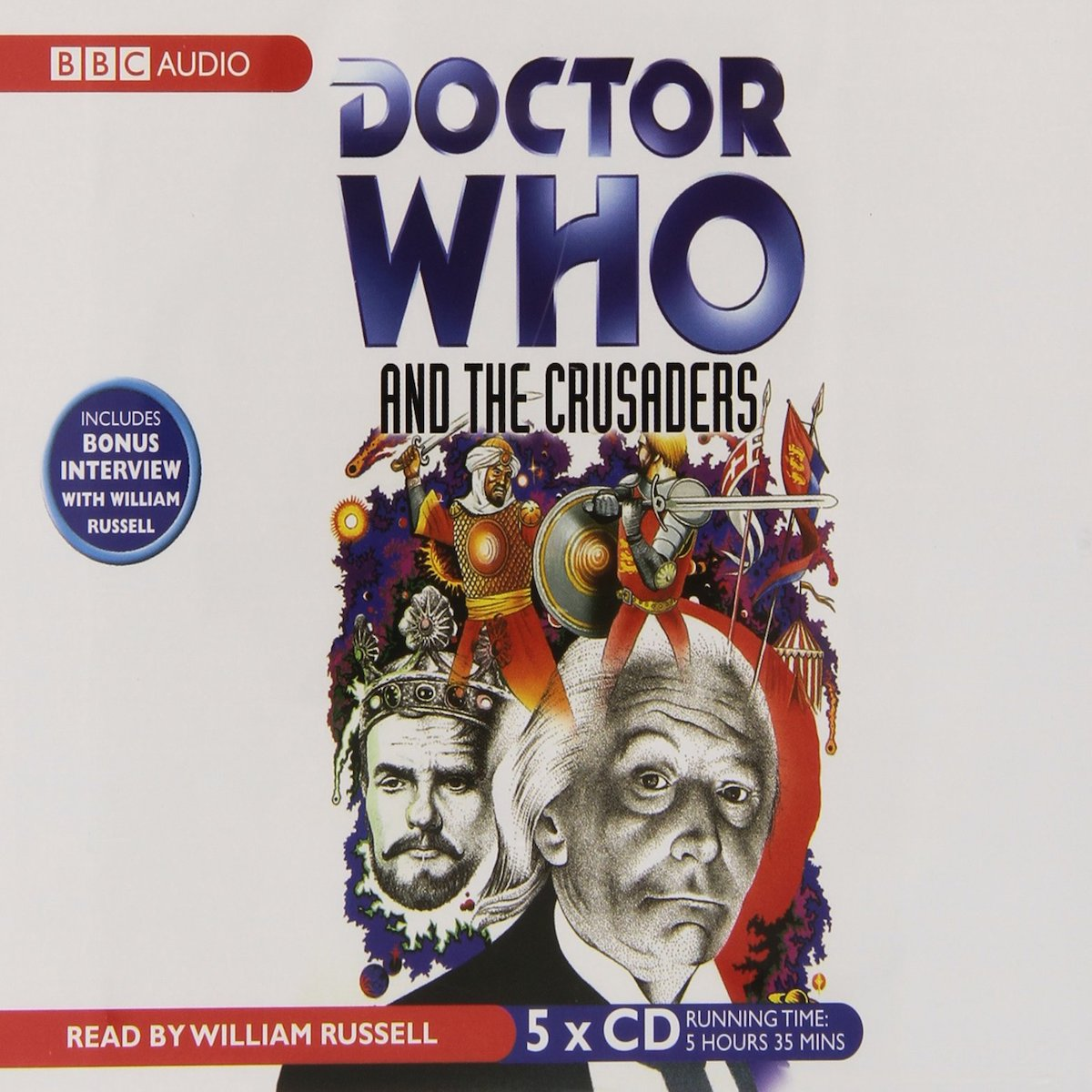 Reference » BBC Audio Guide » The Crusade
