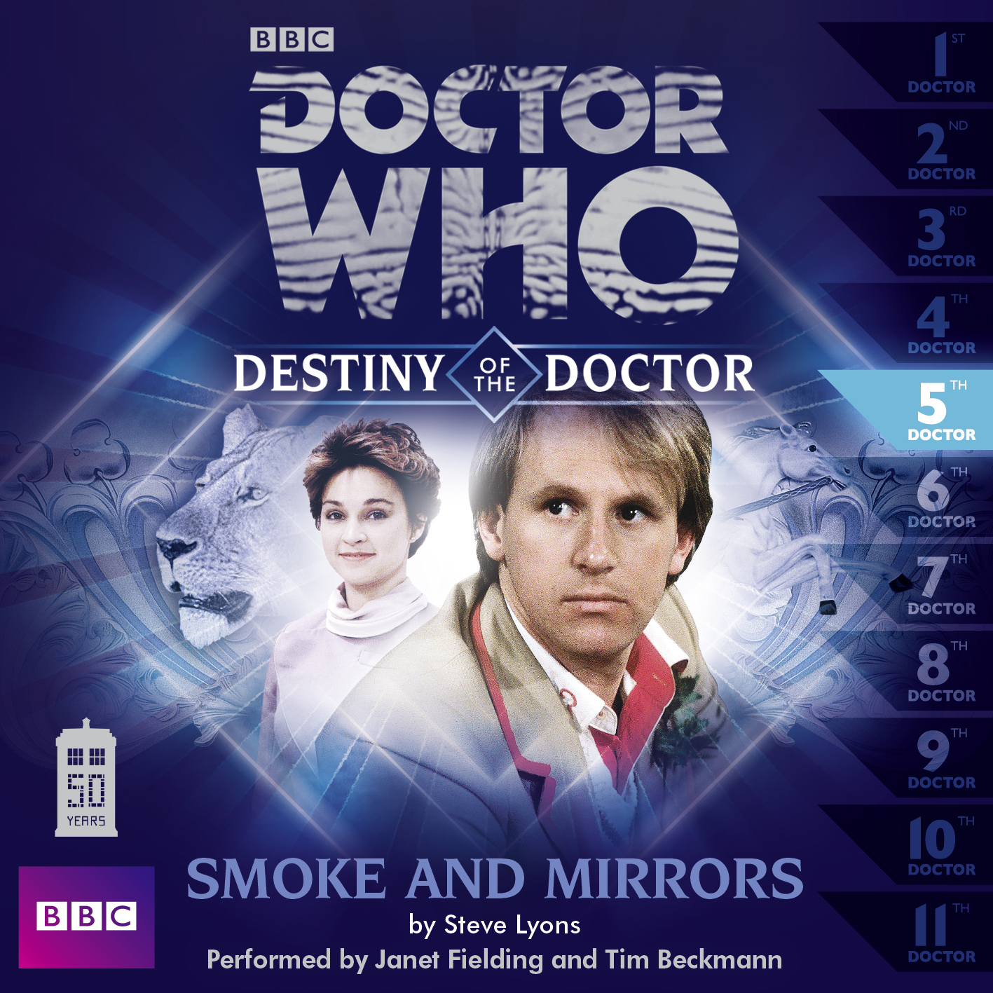 Destiny of the Doctor 5 Smoke And Mirrors