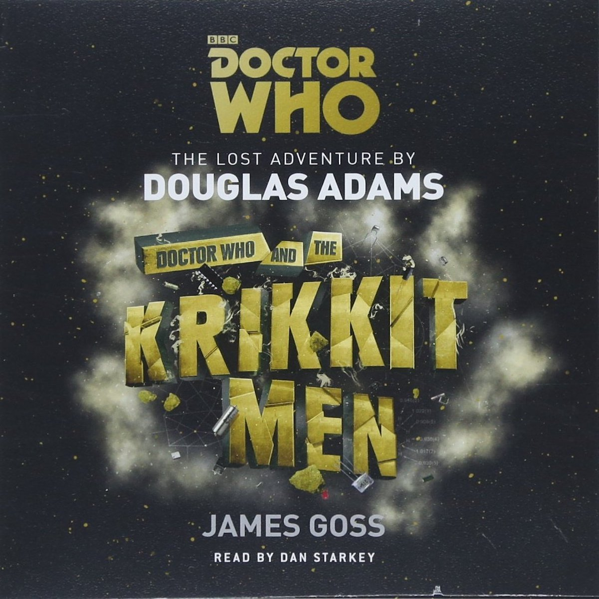 Doctor Who and the Krikkitmen: