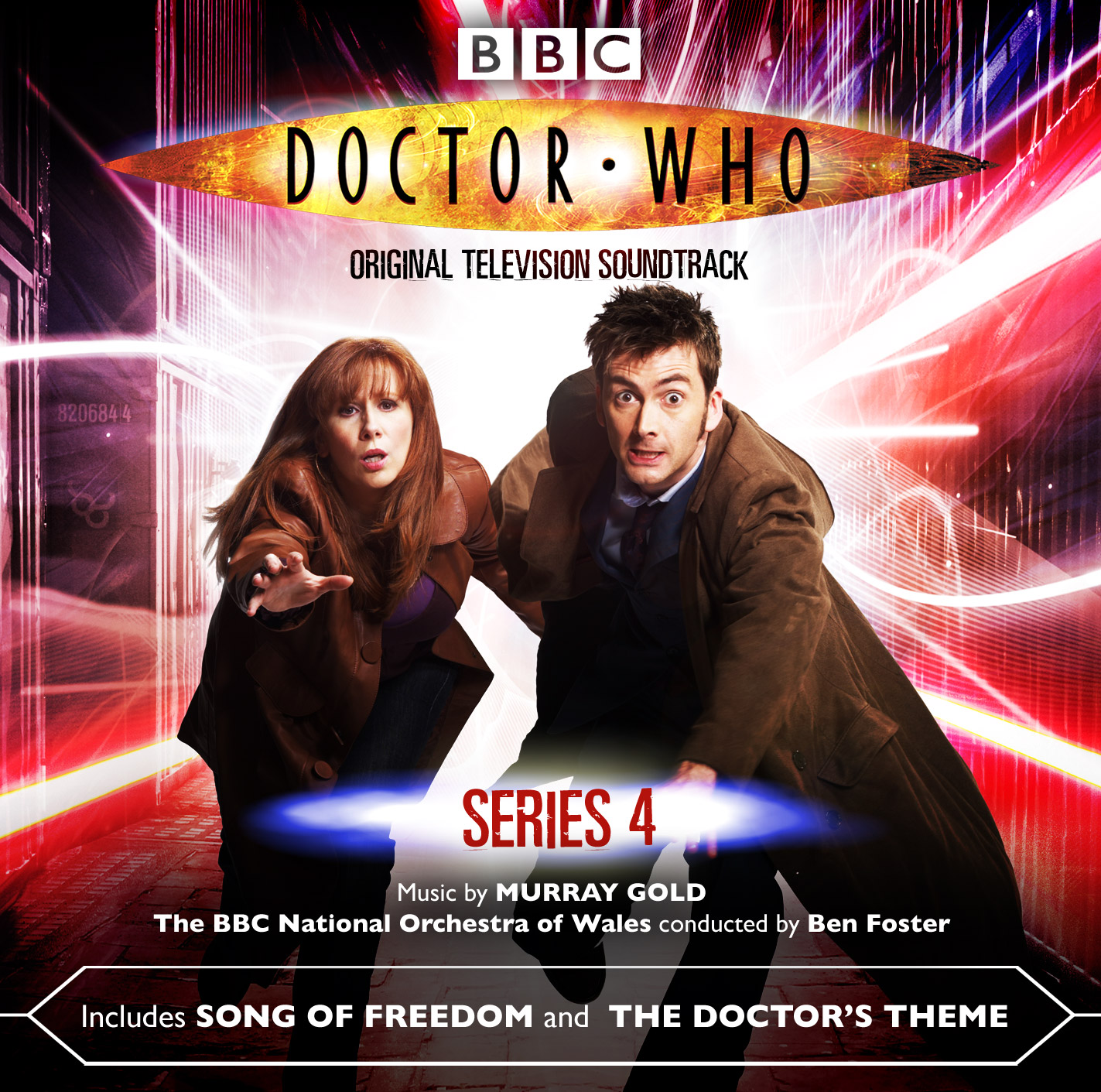 Doctor Who Series 4 Soundtrack
