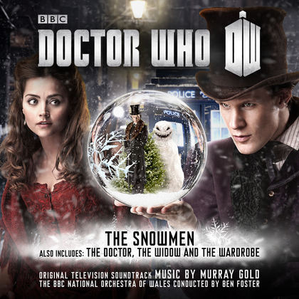 The Snowmen And The Doctor The Widow And The Wardrobe Soundtrack