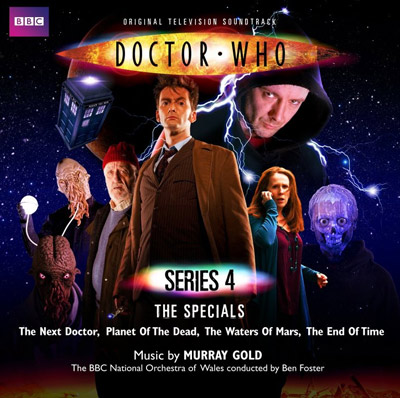 Doctor Who The Specials Soundtrack