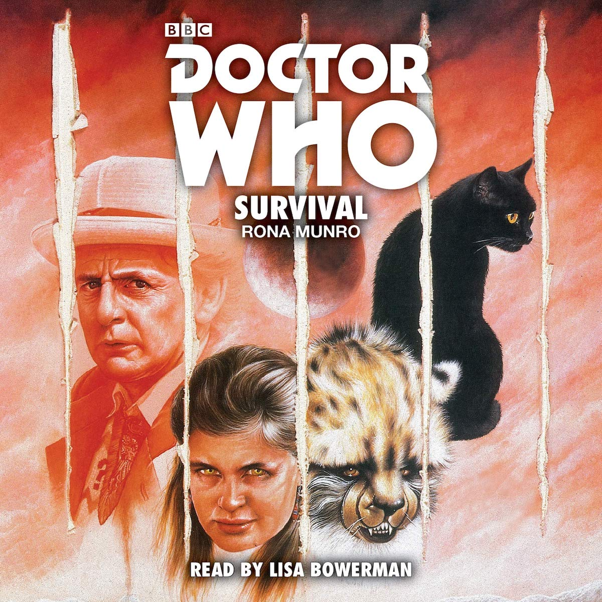 Doctor Who Survival (novel reading)