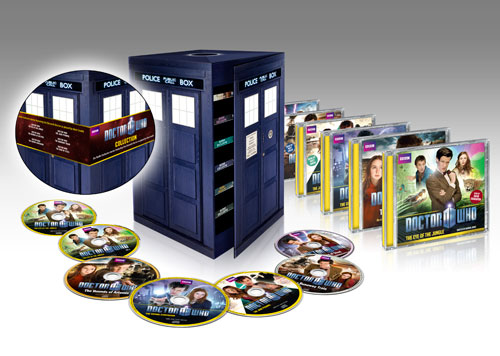 TARDIS Adventure Collection