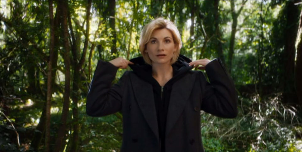 Jodie Whittaker is new Doctor