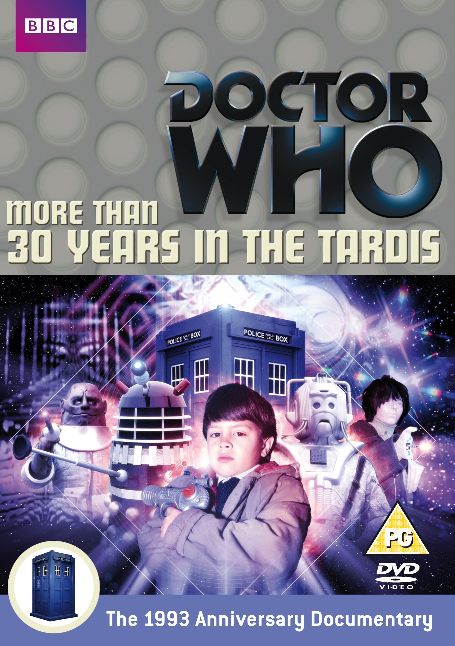 More than 30 Years in the TARDIS cover