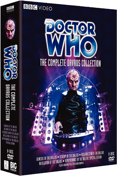Doctor Who – Rememberance of the Daleks (Remastered) (1988) [DVD (iso)] preview 1