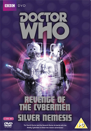 Revenge of the Cybermen / Sliver Nemesis DVD