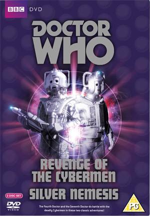 Revenge Of The Cybermen / Sliver Nemesis DVD