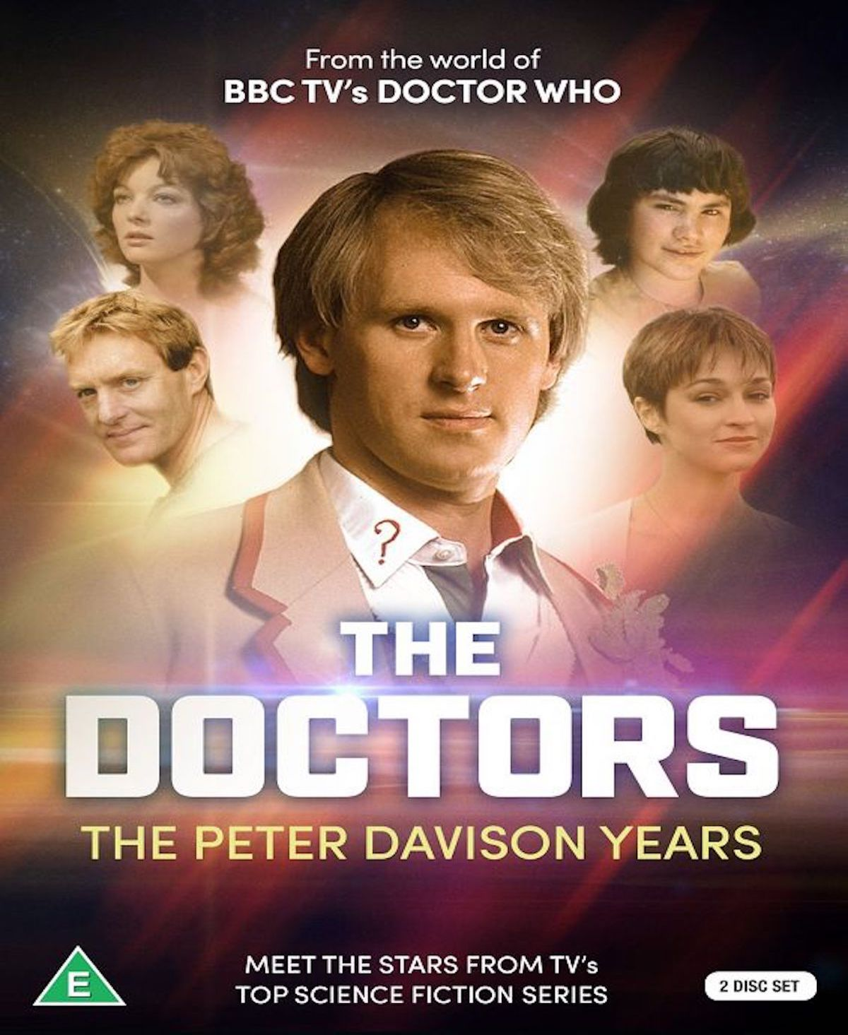 The Doctors - The Peter Davison Years