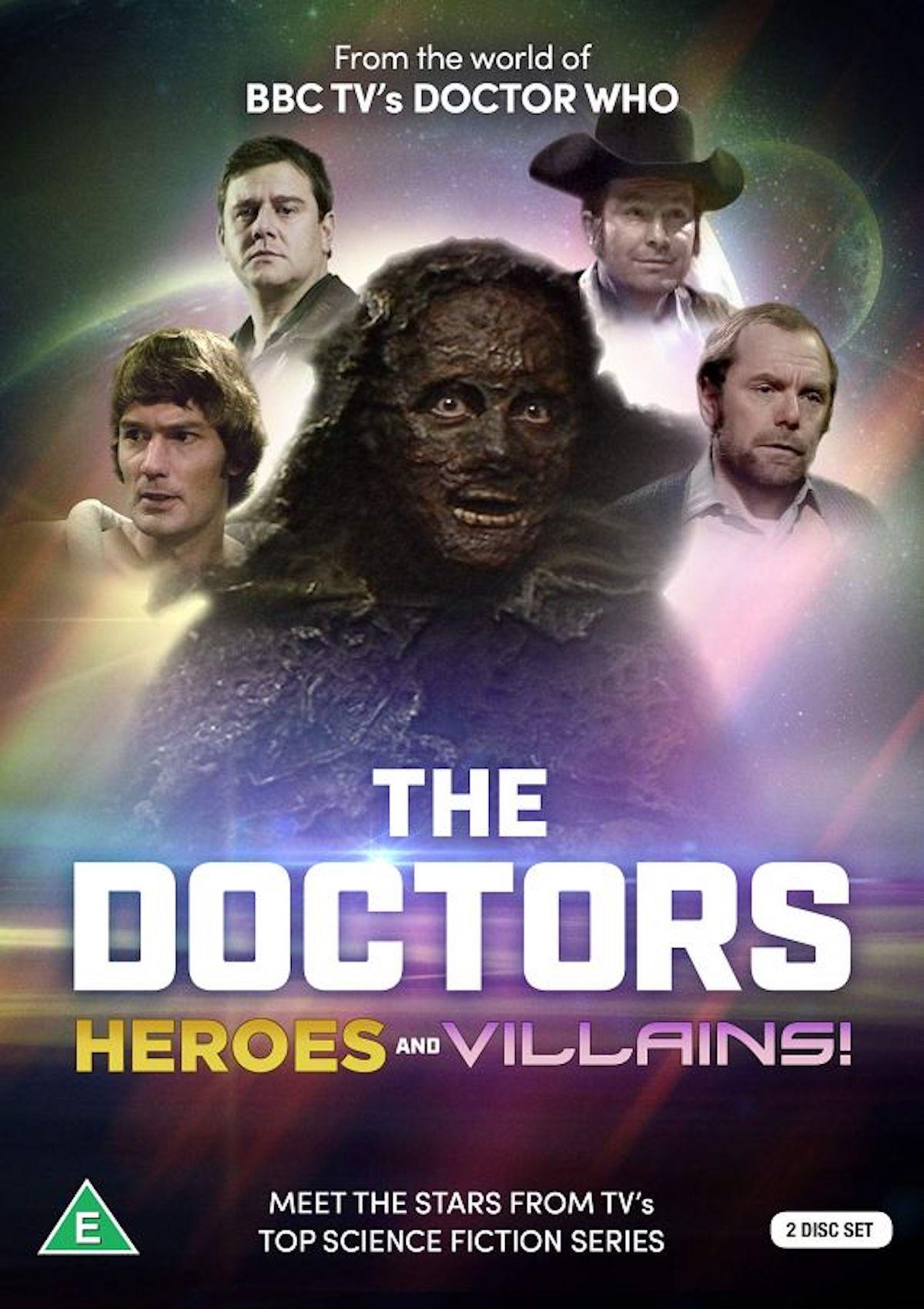 The Doctors: Heroes & Villains!