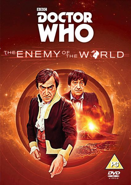 The Enemy of the World DVD