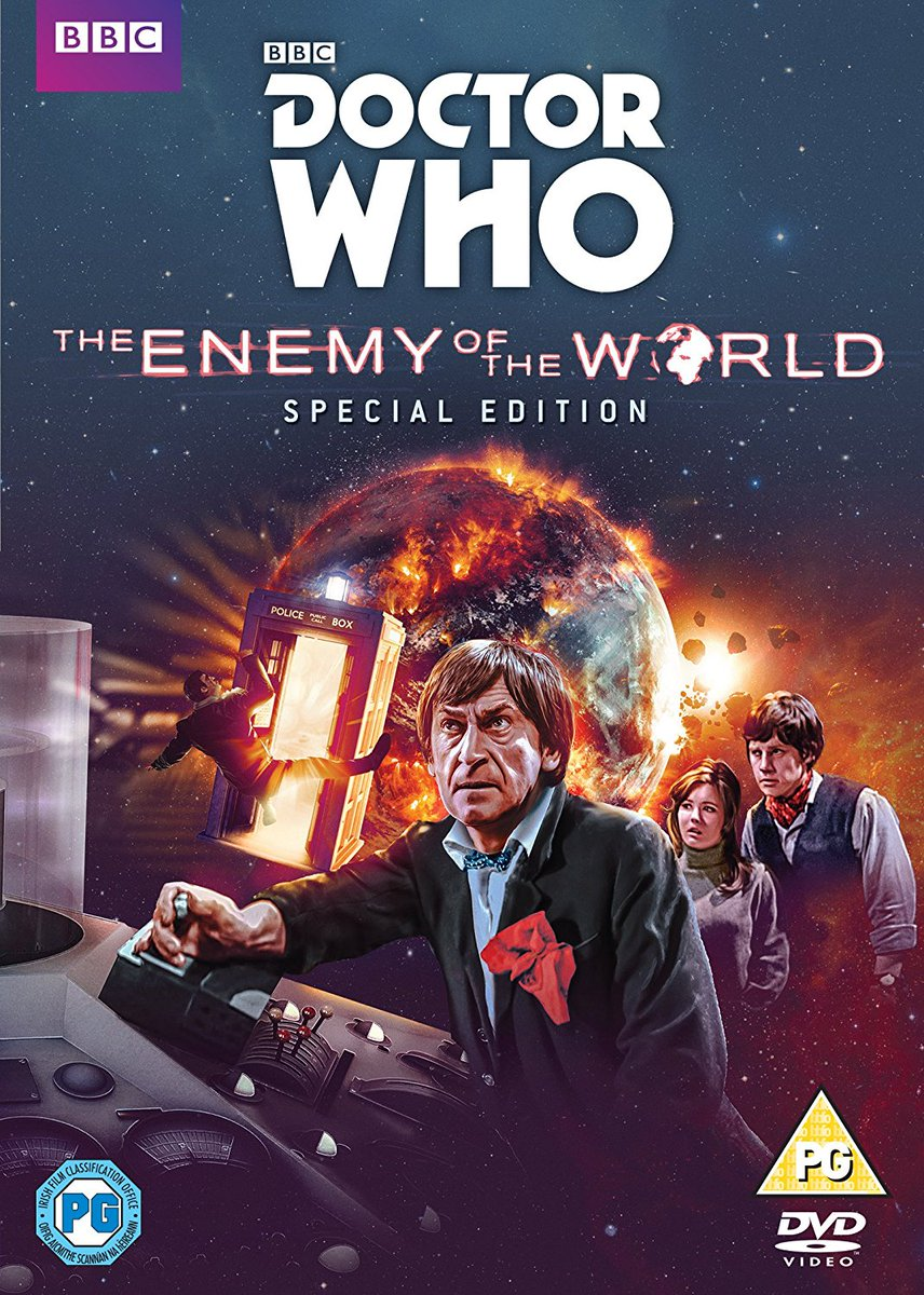 Enemy of the World Special Edition