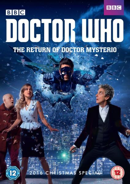 The Return Of Doctor Mysterio DVD
