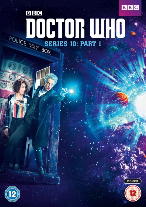 Series 10 Volume 1 DVD