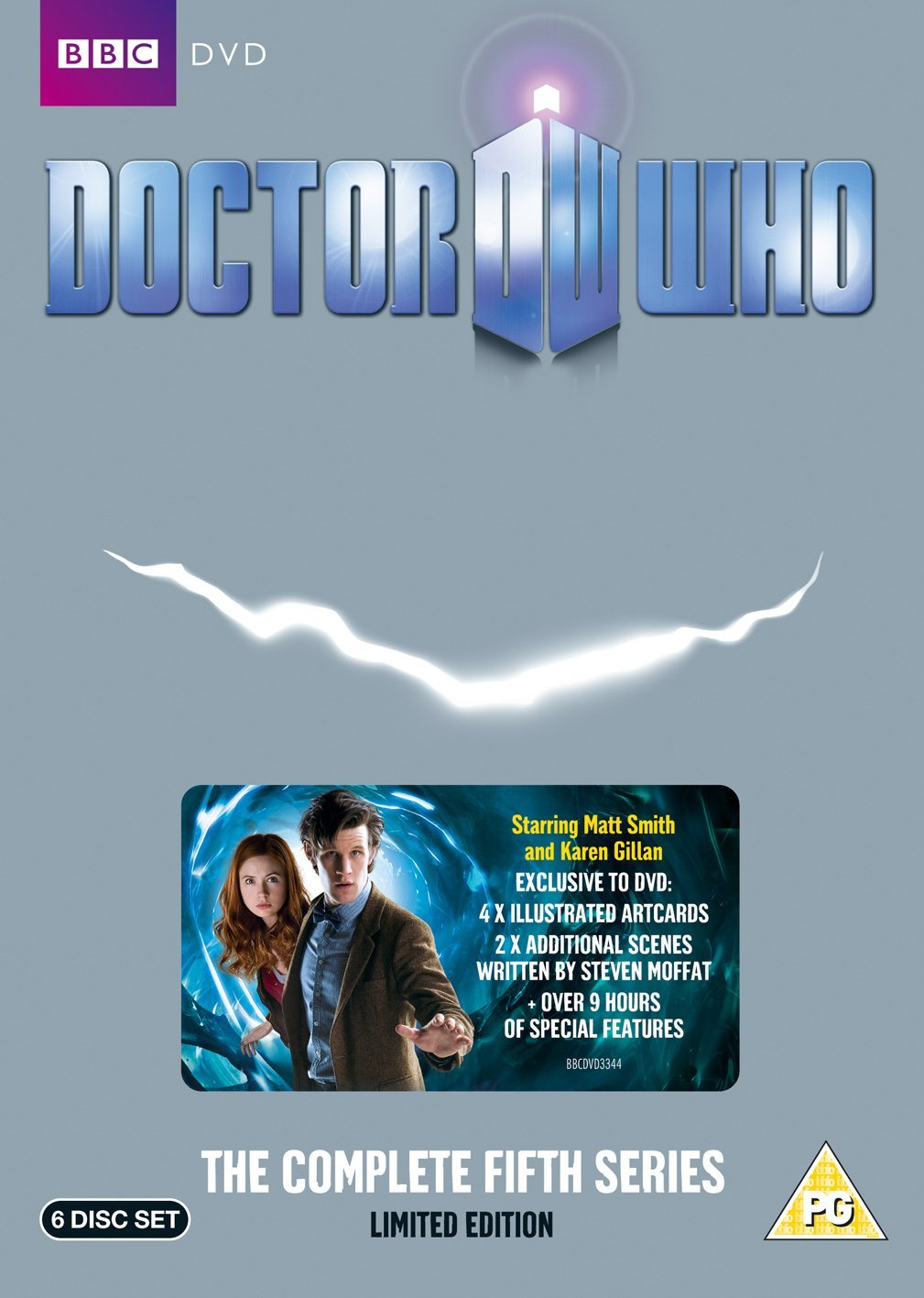 Series 5 Limited Edition DVD