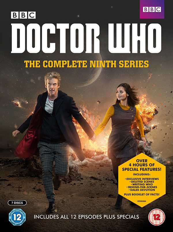Complete Series 9 DVD Cover