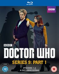 Series 9 Volume 1 Bluray