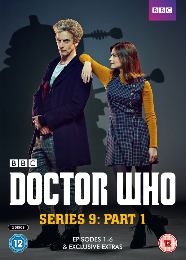 Series 9 Volume 1 DVD